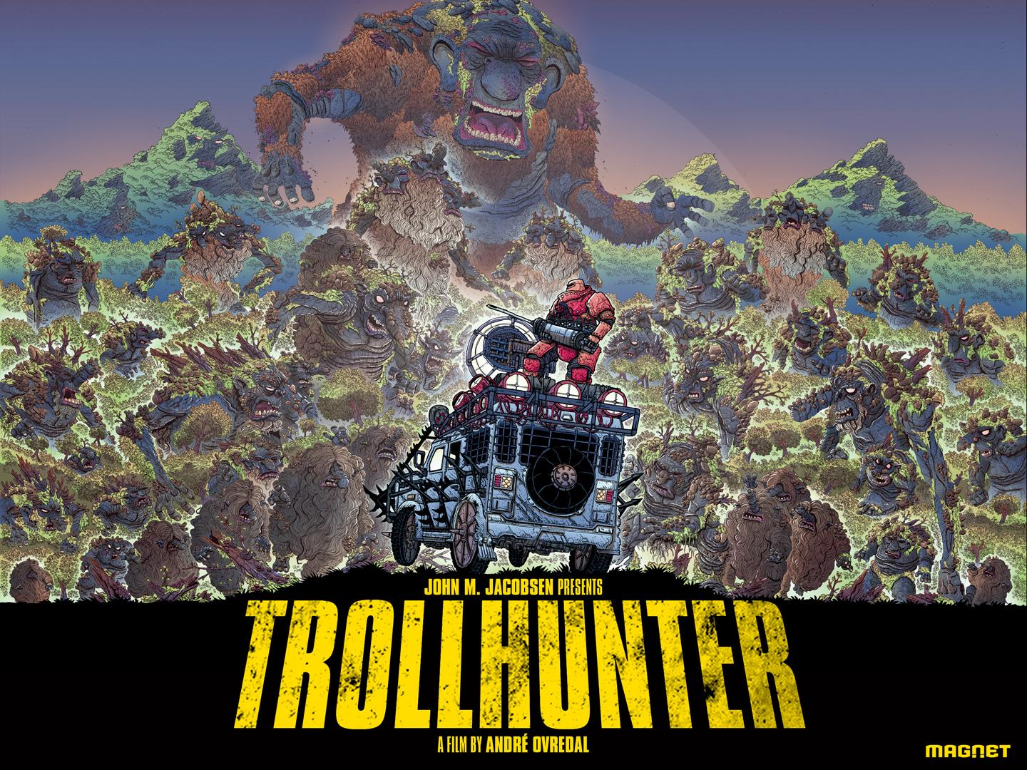 'The Troll Hunter' a la caza del monstruo(so) noruego