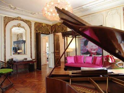 Interiores Casa- Loft Versátil y elegante by Samuel Loft Jodhe