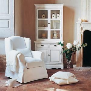 Estancias con muebles blancos Paperblog