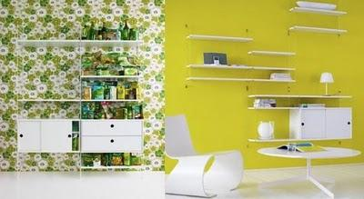 Estancias con muebles blancos paperblog - Muebles decapados ...