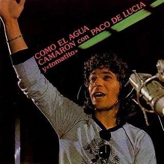 Como el agua (1981). Camarón de la Isla.