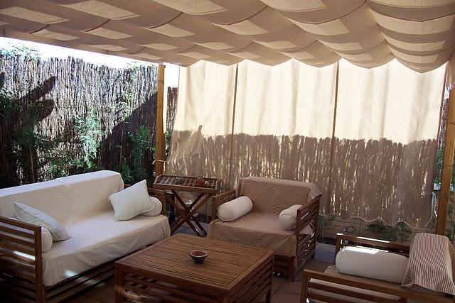 Puesta a punto de porches y terrazas paperblog - Como decorar un porche abierto ...