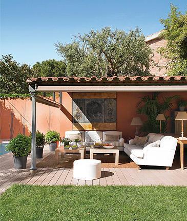 Puesta a punto de porches y terrazas paperblog - Muebles para porche ...