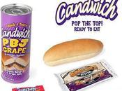 Candwich, nueva forma comer sandwich