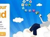 Administra servicios redes sociales desde sola Aplicaciòn