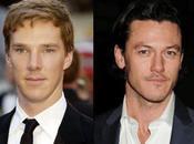 "Evans Cumberbatch unen ""the hobbit"""
