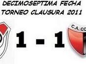 River Plate: Colón: (Fecha 17°)