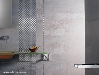 Revestimientos para paredes en acero paperblog for Revestimiento de banos con guardas