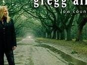 Gregg Allman largo recorrido country blues profunda América