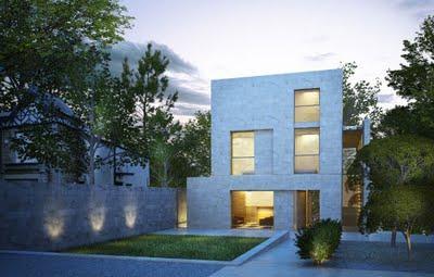 Nuevas fachadas minimalistas paperblog for Nuevas fachadas minimalistas