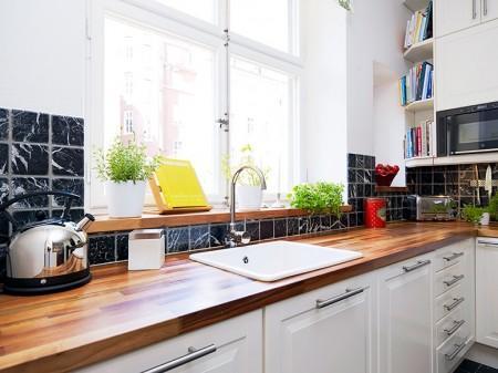 Decoraci n cl sica con toques modernos paperblog for Cocinas feng shui decoracion