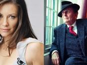 Evangeline Lilly Barry Humphries Hobbit