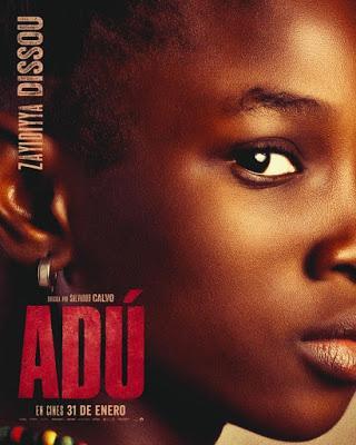 ADÚ (novena película 2020) (España, 2020) Drama, Social