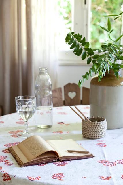 ¡Flores a la mesa!