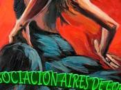 Espectáculo Copla ofrecido Asociación Aires