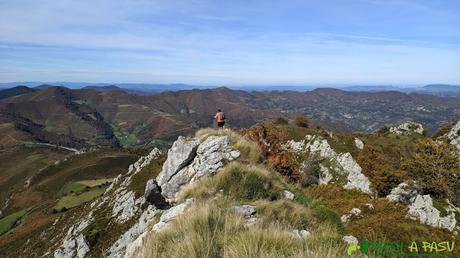 Descendiendo del Pico Formoso