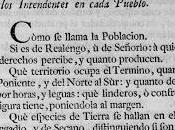 Catastro Ensenada respecto Fuenlabrada (1753)