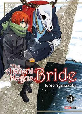 Reseña de manga: The ancient magus bride (tomo 4)