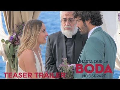 HASTA QUE LA BODA NOS SEPARE (España, 2020) Comedia
