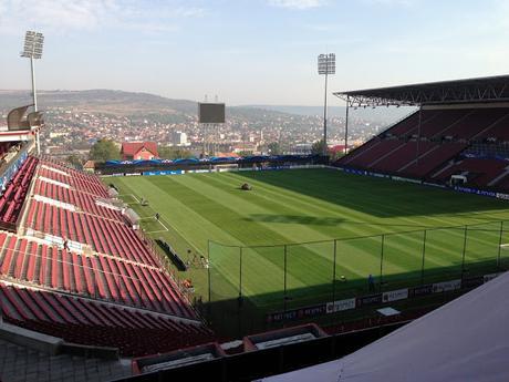 Previa Cluj - Sevilla FC