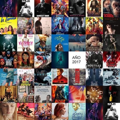 Las películas imprescindibles de 2017