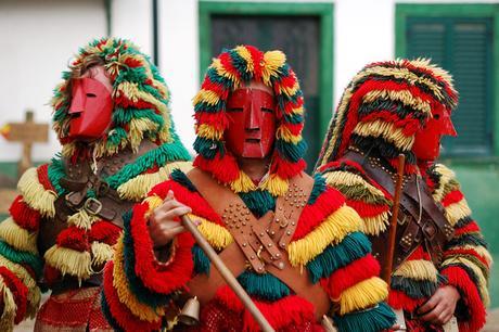 El Careto del Carnaval de Pondence anda suelto en Zaask
