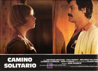 CAMINO SOLITARIO (España, 1984) Negro