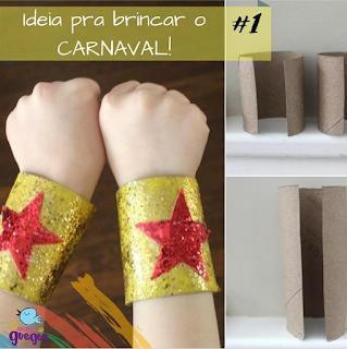 12 Ideas diy para carnaval de ultima hora