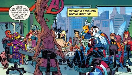 Vengadores, unidos...por D&D!?