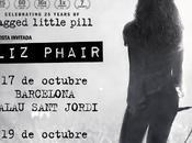 Conciertos Alanis Morissette Palau Sant Jordi WiZink Center años 'Jagged Little Pill'