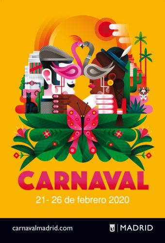 Javiera Mena, Mateo Kingman, Flaca y Chico-Trópico ponen música al carnaval en Matadero Madrid