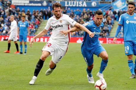 Precedentes ligueros del Sevilla FC ante el Getafe CF