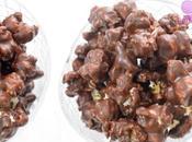 Palomitas maíz chocolate