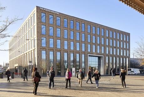 Edificio de oficinas saludable_ El valor añadido de la Certificación Well