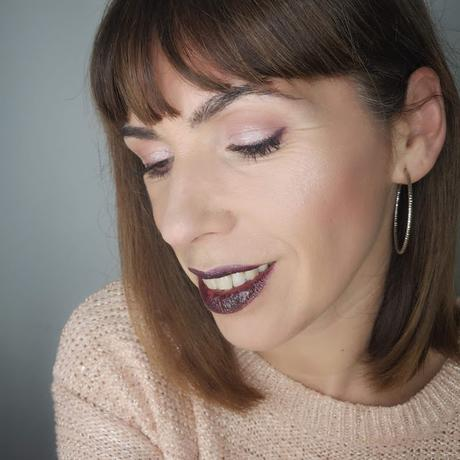 Trucos para lucir labiales oscuros...con buena cara (Tips + look)