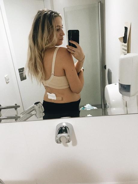 PREGNANT DIARY: POSTPARTO