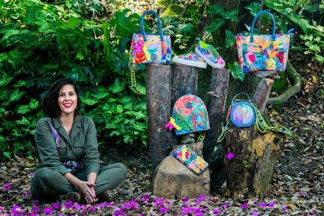 """""""El jardín secreto"""" de Tana Gaxiola llega a Cloe Gallery"""