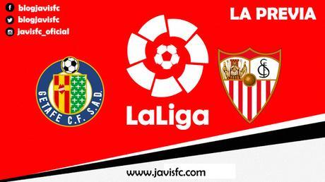 Previa Getafe CF - Sevilla FC