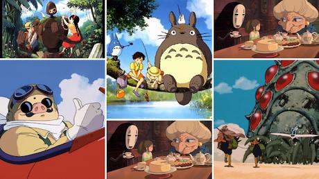 Studio Ghibli pone  a disposición de   Spotify, Apple Music y más 38 álbumes de música de anime