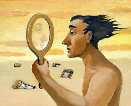 reflejo psicoanalítico