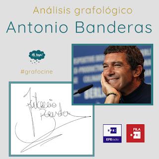 Fila EFE - Nº 18. Especial Premios Goya y análisis de firma de Antonio Banderas