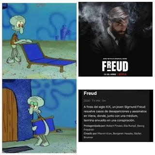 meme serie Freu Netflix