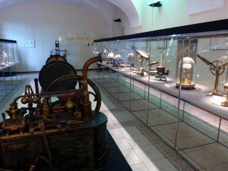 La ciencia moderna en el Collegio Alberoni (Piacenza)