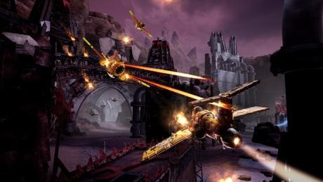 Warhammer 40.000 Dakka Squadron trailer de PS4