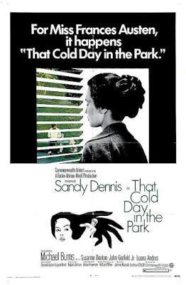 THAT COLD DAY IN THE PARK (Ese día frío en el parque) (Canadá, USA; 1969) Vida Normal, Intriga