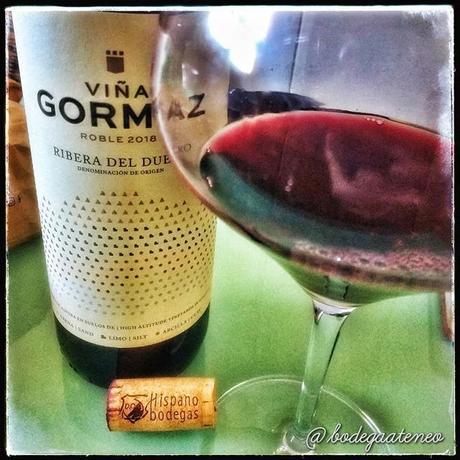 Viña Gormaz Roble 2018