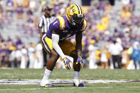 ¿Quién es Kristian Fulton? – NFL Draft 2020