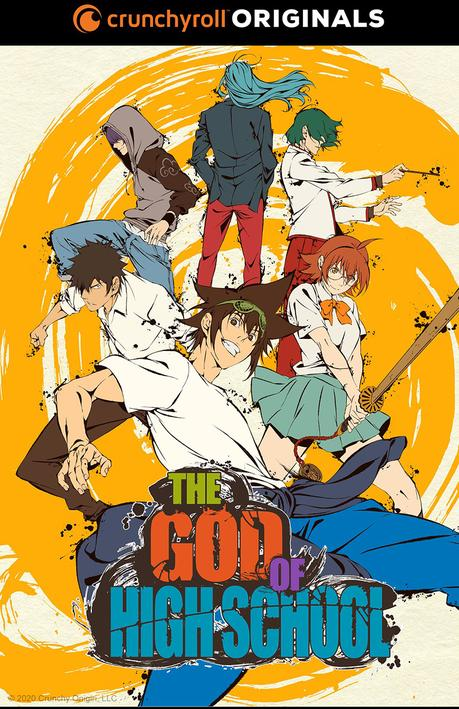 El manhwa ''The God of High School'', anuncia adaptación al anime