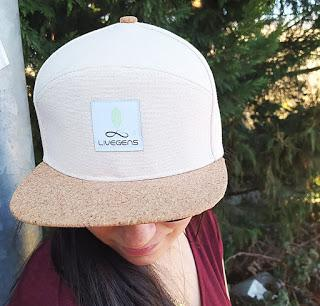 LIVEGENS, gorras ecofriendly.