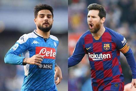 Napoli vs Barcelona: dónde ver en vivo Champions League Octavos de Final